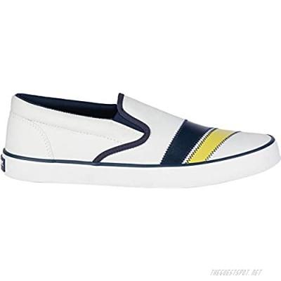 Sperry Top-Sider Cutter Slip On Nautical Stripe Sneaker Men