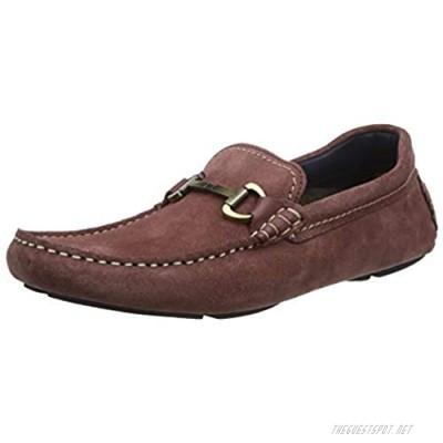 Ted Baker Men's Loafer Flat Dusky Pink 13