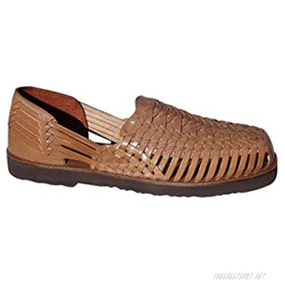 Sunsteps Barclay Men's Hand Woven Leather Huarache Sandal for All-Day Comfort