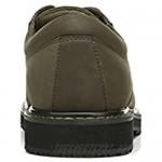 Dr. Scholl's Shoes Men's Harrington II Work Shoe Brown Leather 9.5 Wide