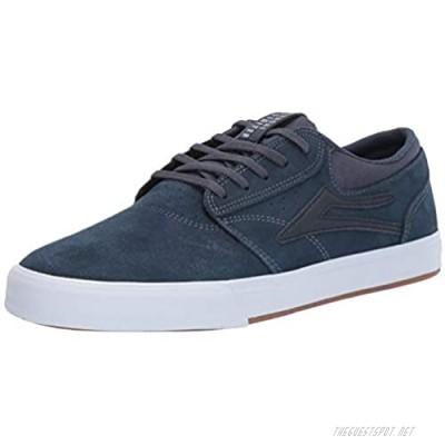 Lakai Footwear Griffin Slate Suedesize Tennis Shoe Slate Suede