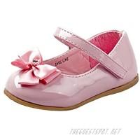 Josmo Baby Girls Patent Dressy Shoe