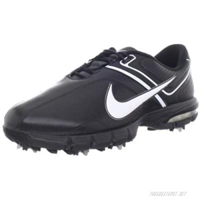 Nike Golf Men's Nike AIR Rival 2.5 Plus Wide-M Black/Metallic Silver/White 8 W US