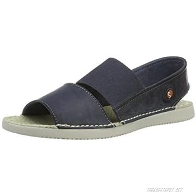 Softinos Women's Open Toe Sandals