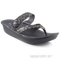 Wolky Women's Tahiti Thong Sandal