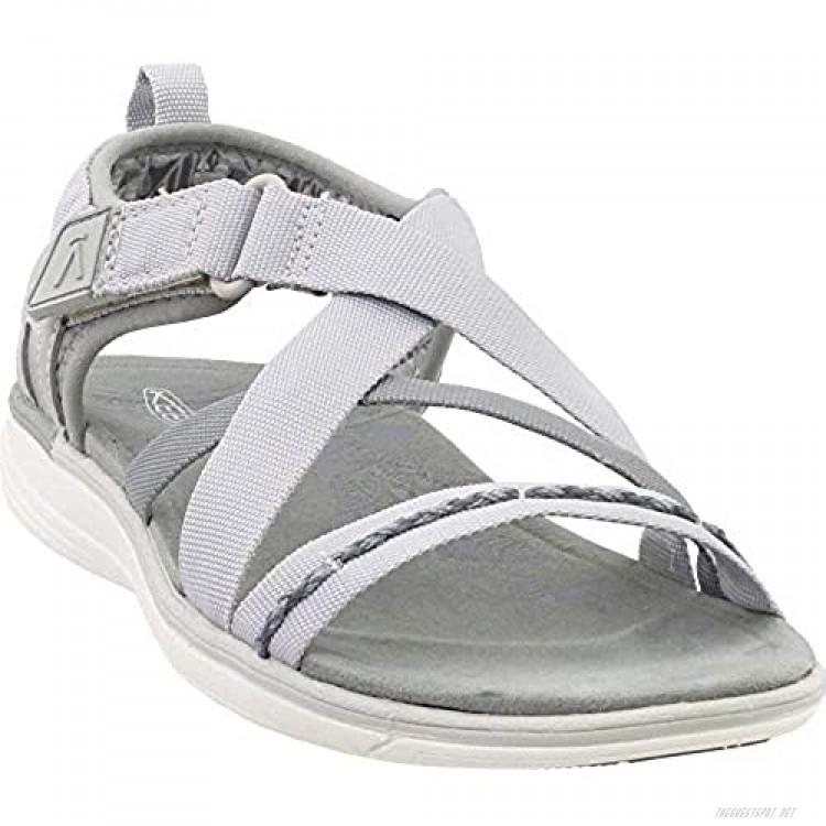 Keen Women's Maya Strap Sandals Gray 11 M