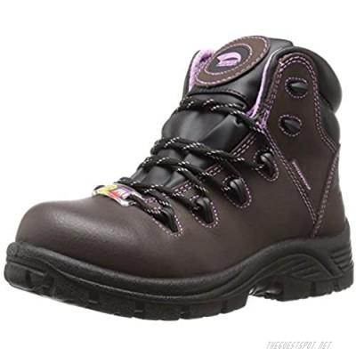 Avenger Work Boots Framer A7123 Women's Comp Toe EH PR Waterproof Work Boots 8.5 2E