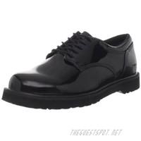 Bates Women's High Gloss Duty Shoe