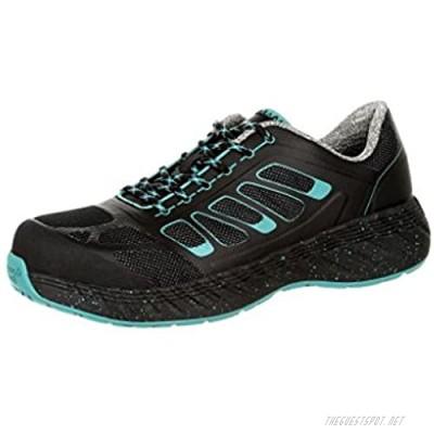 Georgia Boot ReFLX Women's Alloy Toe Work Athletic Shoe Size 6.5(M)