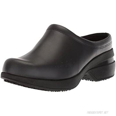WOLVERINE Women's Xpedite SR Clog Slip-On Food Service Shoe
