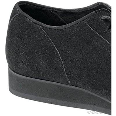 Drew Nicole - Black Kid Suede Womens Shoe - 10172 Black - 6.5 N
