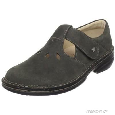 Finn Comfort Women's Soft Tofino T-Strap Shoe