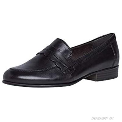 Tamaris Women's Loafers Black Black 001