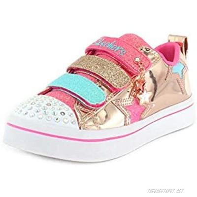 Skechers Unisex-Child TWI-Lites-Twinkle Starz Sneaker
