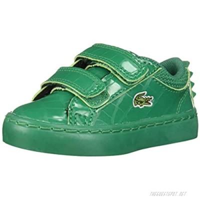 Lacoste Unisex-Child Kid's Straightset Sneaker